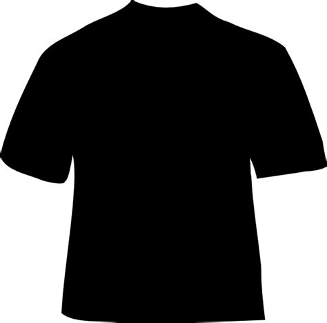 t shirt clipart t shirt clip free vector in open office drawing svg