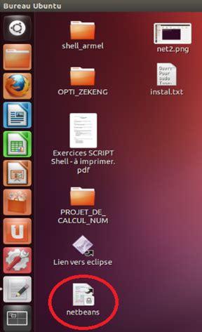 ubuntu raccourci bureau bien débuter ce cours créez des applications de qualité