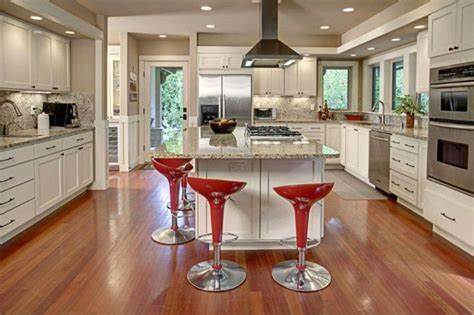 hardwood floors kitchen hardwood floors in the kitchen pros and cons designing 6441
