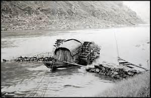Water Powered Grain Mill