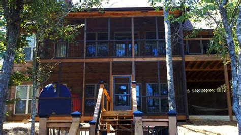 Narrow Lot House Plan For Lake Lots