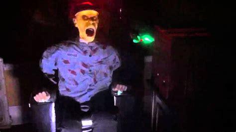 Spirit Halloween Animatronics Youtube by Spirit Halloween Death Row Animatronic Taken To The Next
