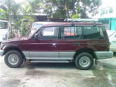 Subic Cars For Sale by Pajero 2003 Subic For Sale From Manila Metropolitan Area