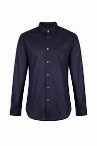 John Varvatos Size Chart John Varvatos Men S Button Front Shirt Navy Linea Fashion