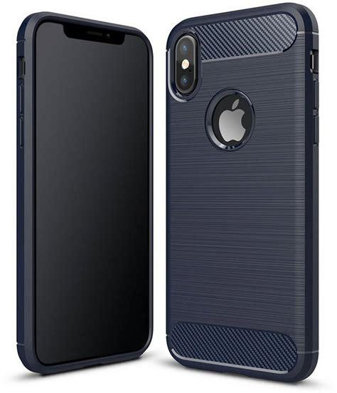 otto iphone xs pedea handytasche 187 carbon look f 252 r iphone xs max 171 kaufen otto
