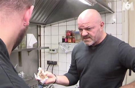 video cauchemar en cuisine m6 la grosse col 232 re de
