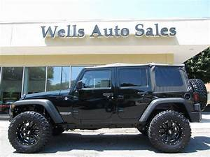 2012 Jeep Wrangler UNLIMITED CUSTOM LIFTED 4X4 For Sale In ...