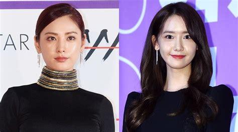 Wanita Hamil Oleh Jin Nana Turun Peringkat Yoona Tak Masuk Daftar Wanita