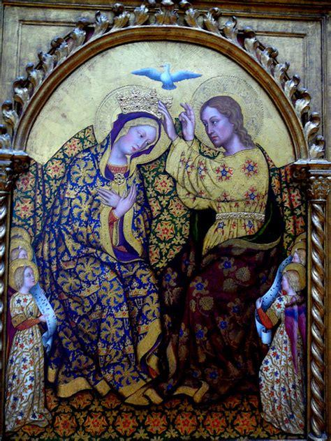 coronation  mary  art