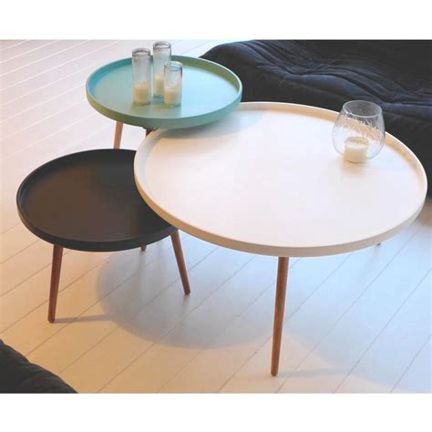 pouf canape table basse scandinave kompass 90 by drawer