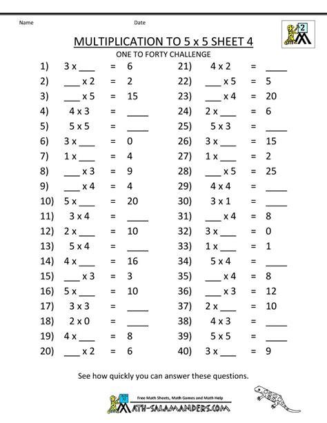 multiplication worksheets grade 3 coloring