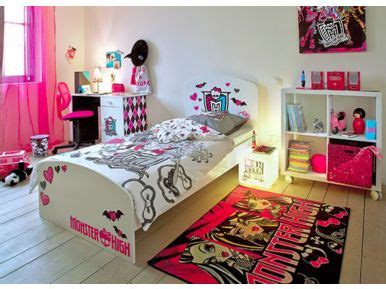deco chambre fille high