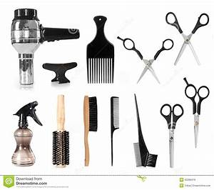 Hair Styling Tools Stock Photo - Image: 42068479