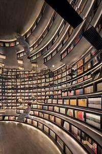 La Libreria Yangzhou Zhongshuge Di Pechino  Uno Spazio Lunare Che Incanta  Nel 2020