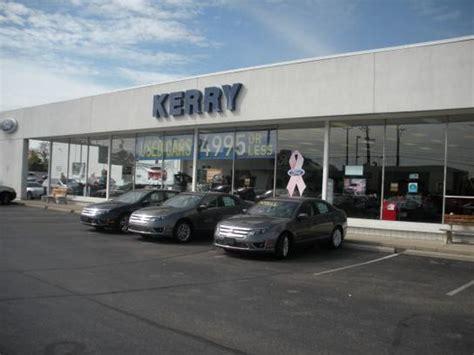 Kerry Ford Mitsubishi Buick Gmc kerry ford mitsubishi buick gmc cincinnati oh 45246