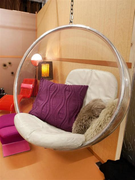 eero aarnio acrylic hanging bubble chairs swing hanging