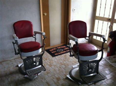 sedie da barbiere sedie da barbiere anno 1958 marca