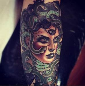 100's of Medusa Tattoo Design Ideas Pictures Gallery