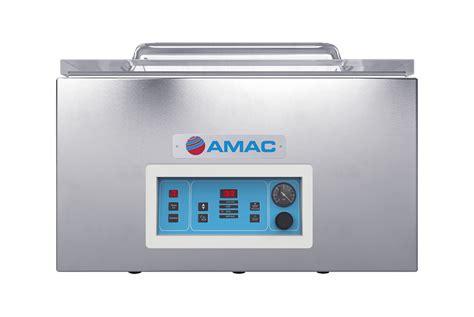 amac boxes amac technologies t 200f tabletop food vacuum packaging