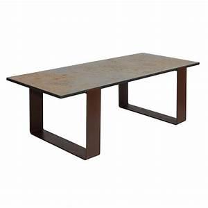 Table Salle A Manger Style Industriel : table salle a manger style industriel ~ Teatrodelosmanantiales.com Idées de Décoration