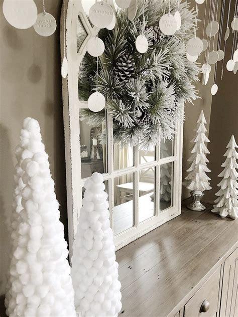 diy christmas ideas    pom pom christmas trees