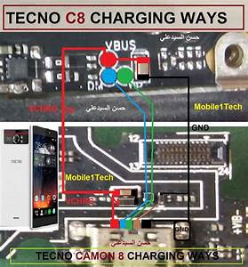 Tecno Camon C8 Charging Solution Jumper Problem Ways