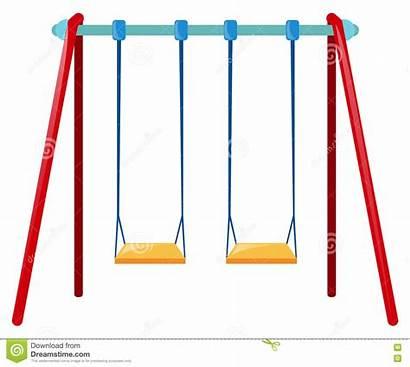 Swings Bar Illustration Cartoons