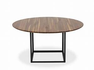 Table Ronde 140 Cm : table ronde extensible ~ Teatrodelosmanantiales.com Idées de Décoration