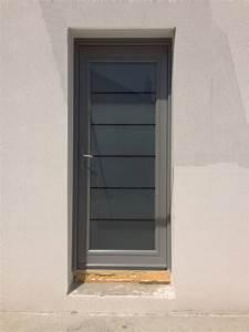 Porte D Entrée Vitrée Aluminium : fabricant installateur de porte d 39 entr e vitr e en ~ Melissatoandfro.com Idées de Décoration