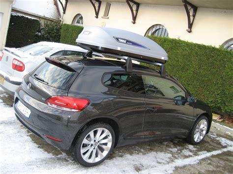 le forum de la volkswagen scirocco afficher le sujet un coffre de toit pour une scirocco