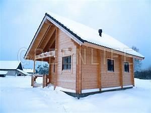 Prix Maison En Bois En Kit : chalet bois anna 60 maison bois greenlife ~ Nature-et-papiers.com Idées de Décoration