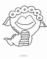 Monster Coloring Pages Halloween Sea Sheets Monsters Eyes Cute Inc Printable Drawing Colouring Gila Birthday Clipart Z31 Crafts Christmas Adults sketch template