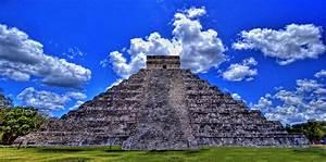Lo Que El Ojo No Ve   Piramides Mayas  Chichen Itza