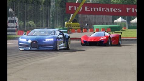 Audi r8,ferrari f430,lamborghini gallardo lp560,mercedes mcl. Ferrari Xezri Concept vs Bugatti Chiron at Monza Circuit