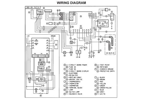 dometic refrigerator wiring diagram dometic rm26 28 wiring schematic refrigerator