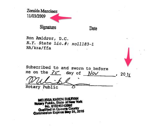 bad ime   electronic signature