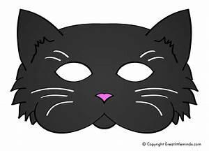 mask cat hledat googlem kostymy pinterest ugly With caterpillar mask template