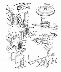 Johnson 1978 235 - 235tx78r  Ignition System