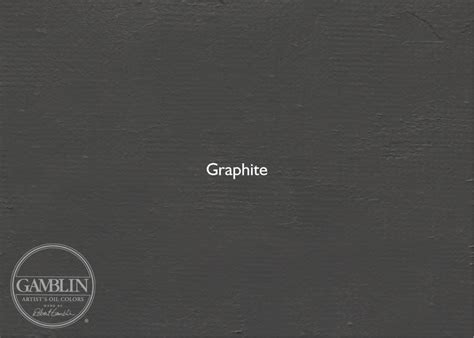 what color is graphite gamblin etching inks gamblin artists colors