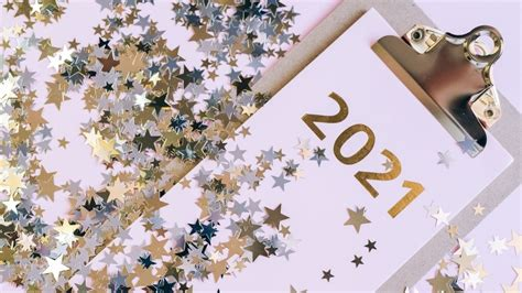 2021 New Year's Resolutions For A Fresh Start