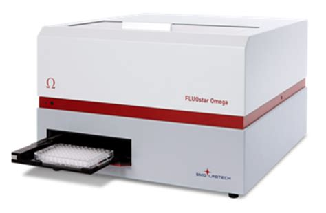 fluostar omega multimode microplate reader from bmg