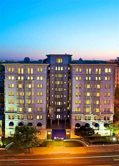 hotels dc boutique washington america north