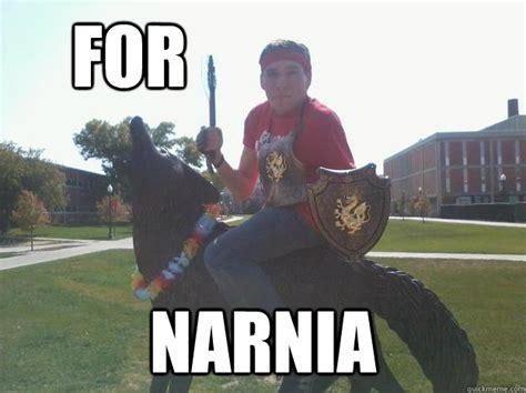 Narnia Memes - for narnia misc quickmeme