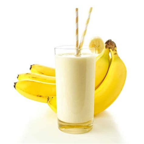 banana smoothie protein banana smoothie with wheat germ