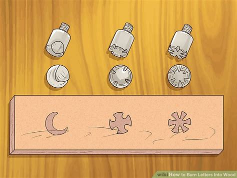burning letters into wood how to burn letters into wood 15 steps with pictures 92432