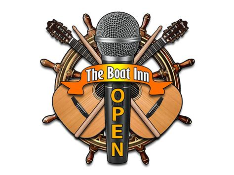 The Boat Open Mic Night by Events At The Boat Inn Stoke Bruerne