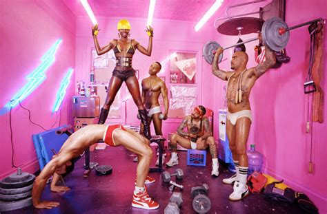 clic clic david lachapelle