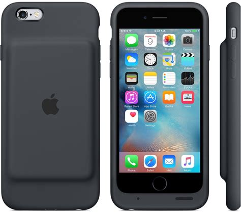 smart iphone apple launches 99 smart battery for iphone 6 and