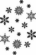 -vector-snowflakes-silhouette-clip-art 111577 Snowflakes Silhouette      Christmas Snowflake Silhouette