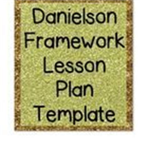 danielson lesson planning images lesson plan